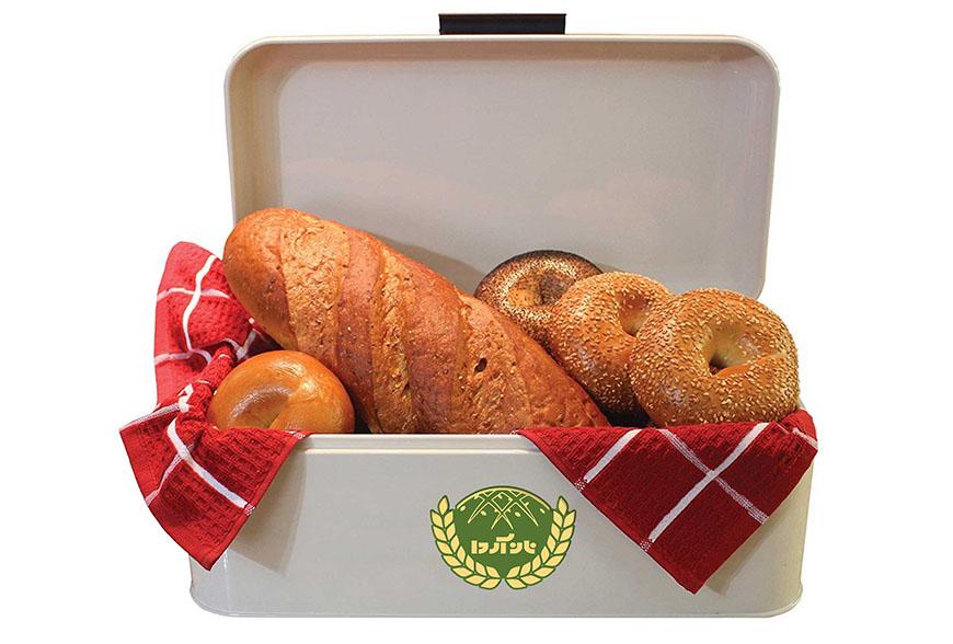 روش نگهداری نان فانتزی!